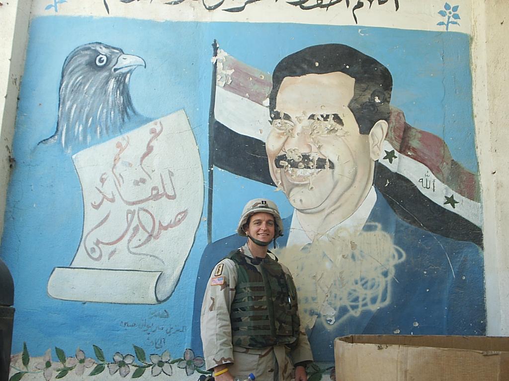 Abu Ghraib – Baghdad, 2005