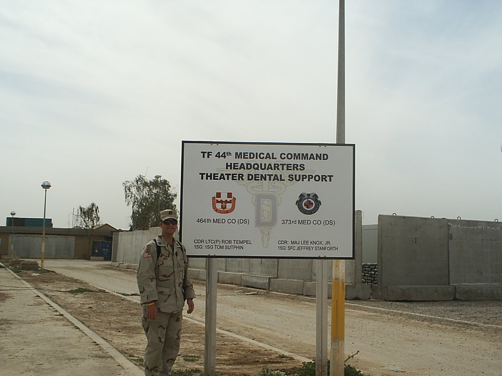 Headquarters – Balad, 2005