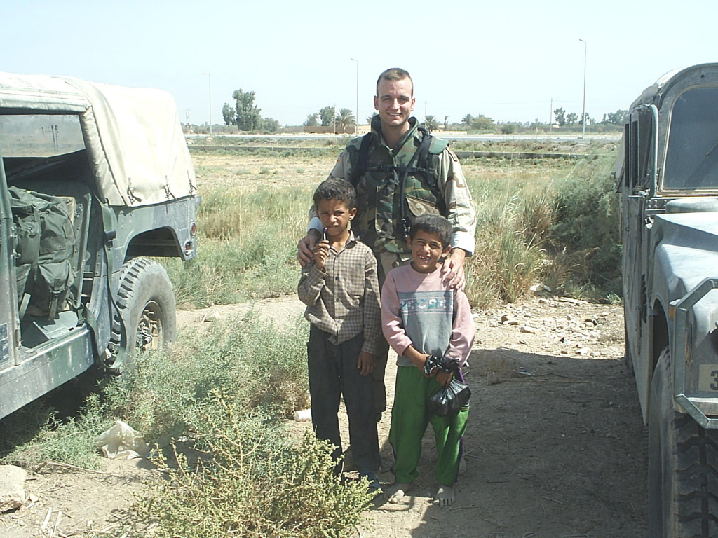 Task Force Neighborhood – Baghdad, 2003