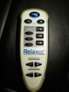 Treatment Room - Relaxor Dental Chair Massager System