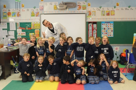 St. Cecelia - Ms. Allison's Pre-K - silly