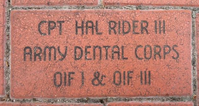 Rider Dental Military Service