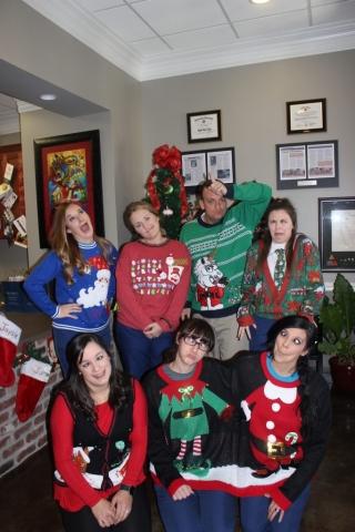 Christmas at Rider Dental